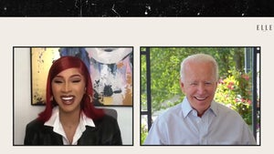 Cardi B Interviews Joe Biden for Elle, Talks Racial Equality and Taxes