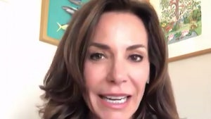 Luann de Lesseps Says Sobriety During Pandemic Greatly Reduces Her Anxiety
