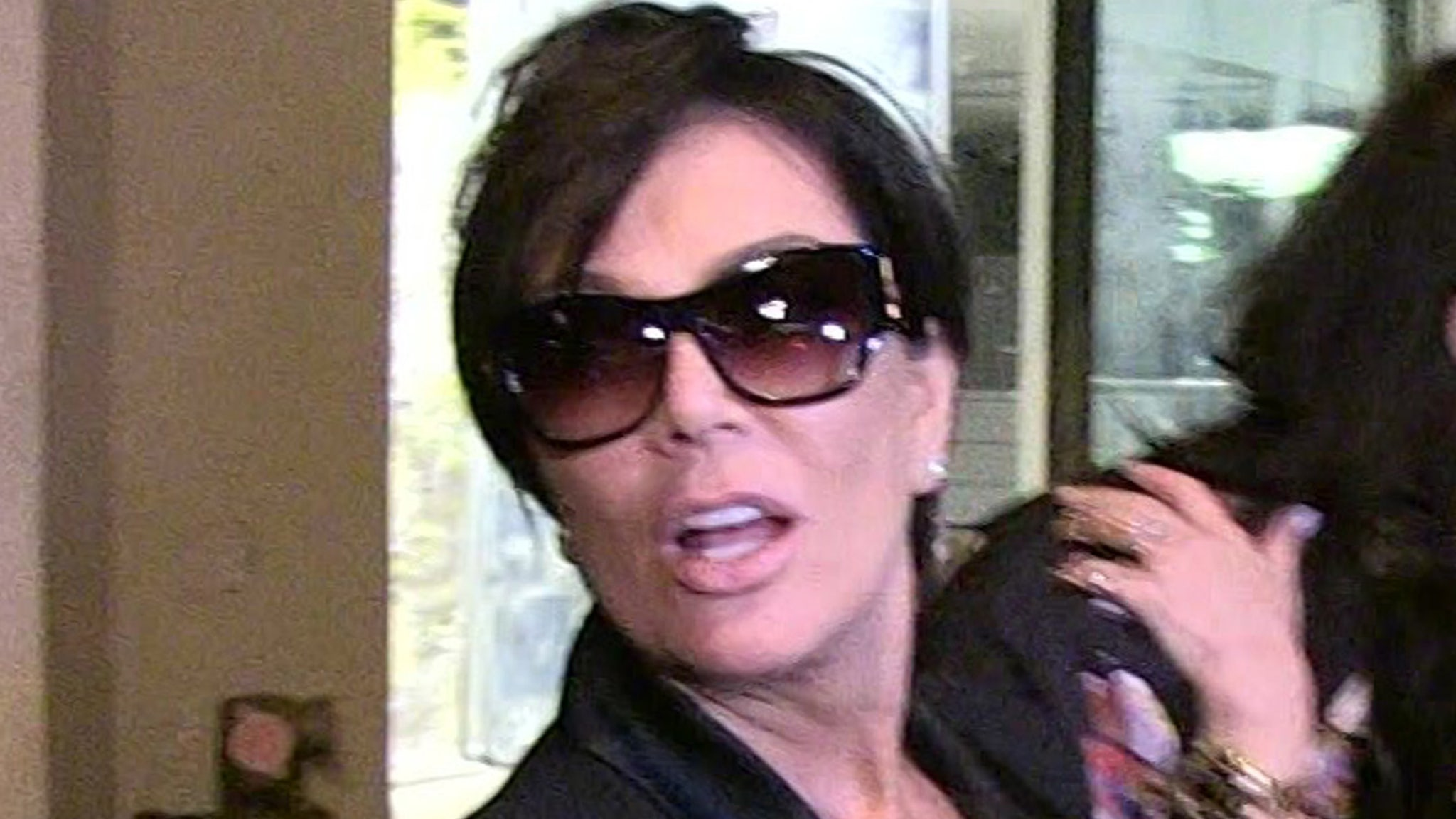 Kris Jenner Calls BS on Security Guard's Sexual Harassment Suit