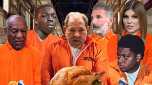 Celebrity Prisoners' 2020 Thanksgiving Prison Meals Revealed
