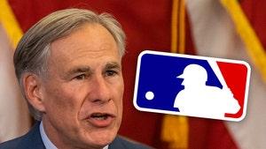 Texas Gov. Greg Abbott Blasts MLB for Pulling All-Star Game From Georgia, 'It's Shameful'