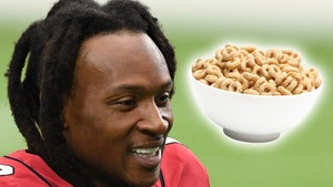 DeAndre Hopkins Launching Cereal Line For Great Cause, 'Deandre's HOP BOX!'