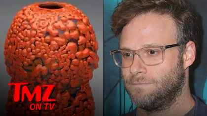 Seth Rogen's Ceramic Vase Sells for Thousands at Auction | TMZ TV.jpg