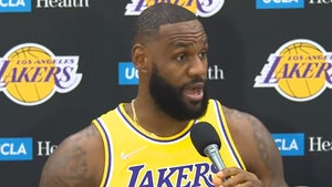 LeBron James Says He Got COVID Vaccine, But Won't Urge Others To Do Same