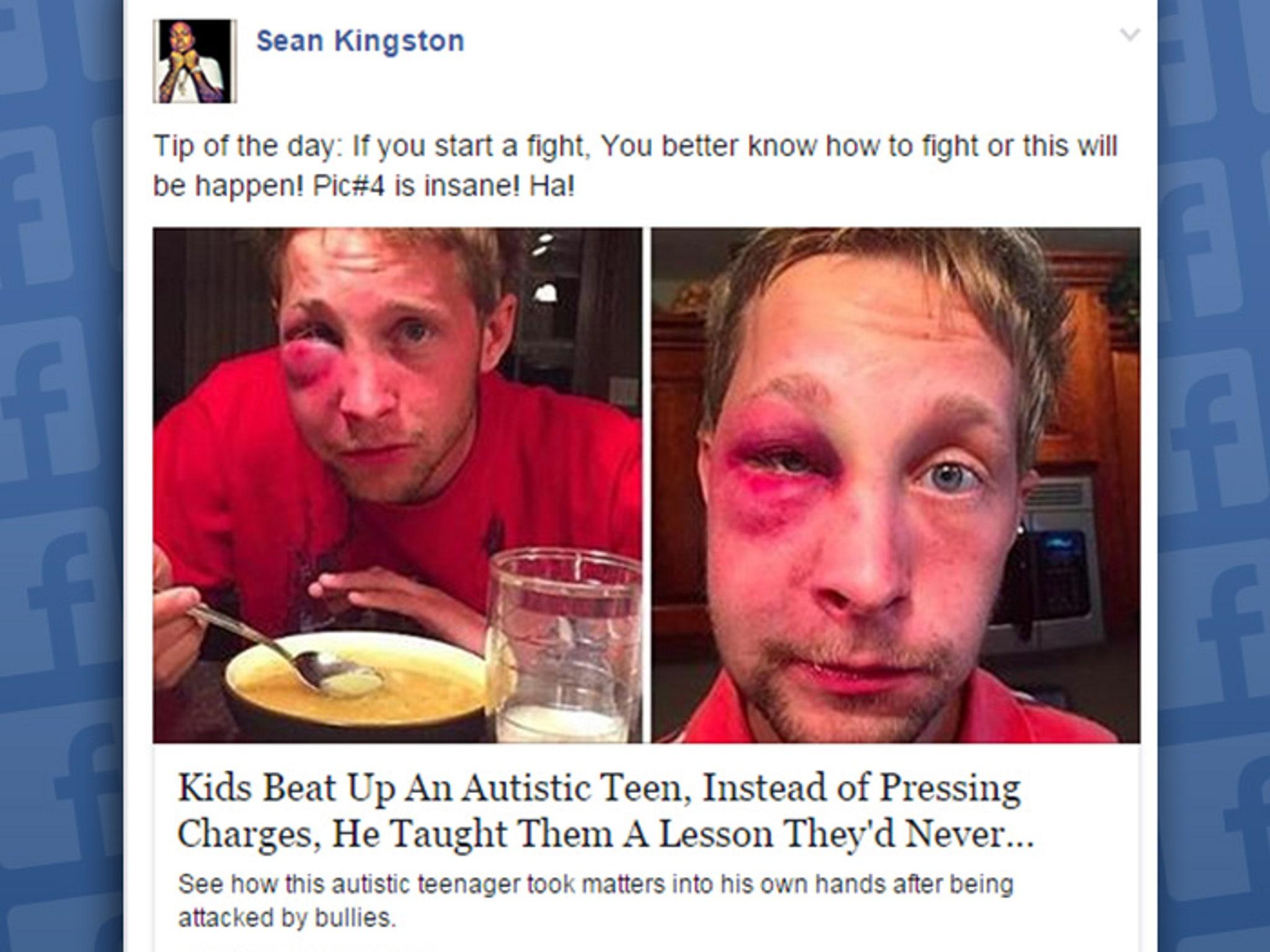 Kids Getting Beat
