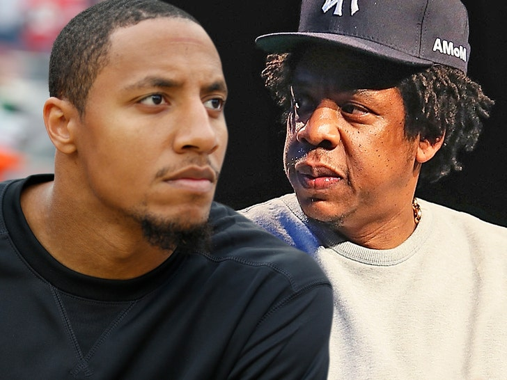 Eric Reid Blasts Jay-Z For NFL Partnership, He's 'Burying Colin's Career'