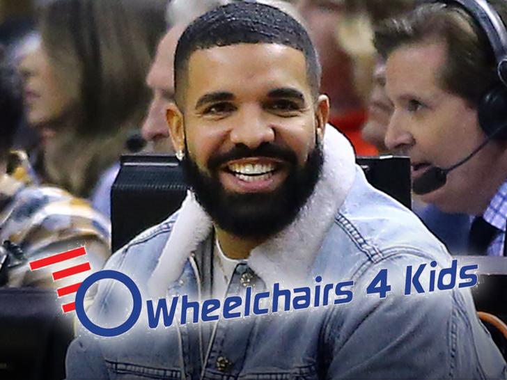 Drake in wheelchair degrassi