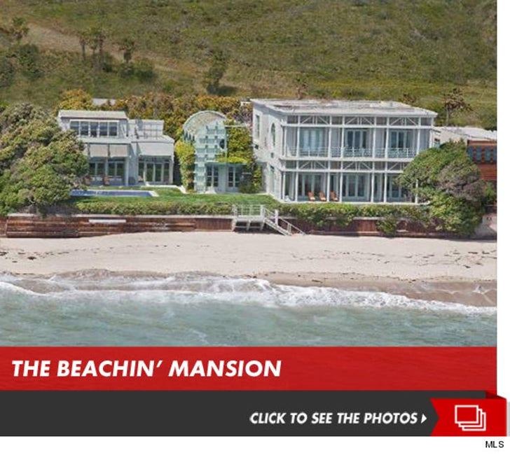Former Yahoo! CEO Terry Semel -- Unloads Malibu Estate for $13 Million Under Price