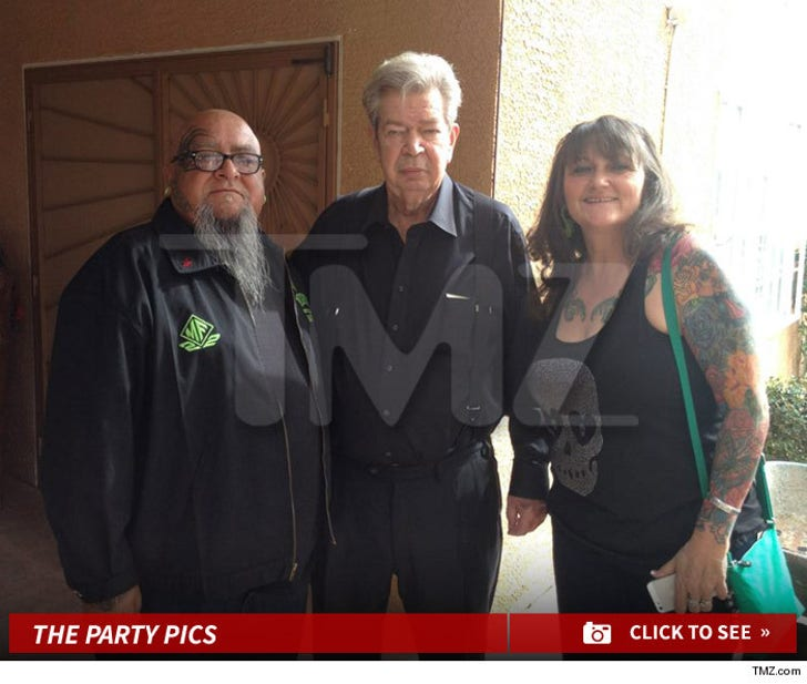 "The ""Pawn Stars"" Biker Party"