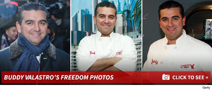 Buddy Valastro's Freedom Photos