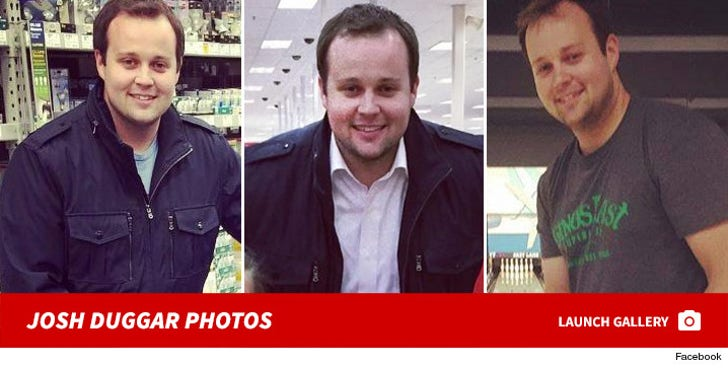 Josh Duggar Photos