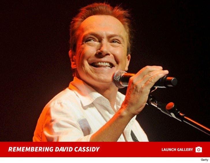 David Cassidy Photos