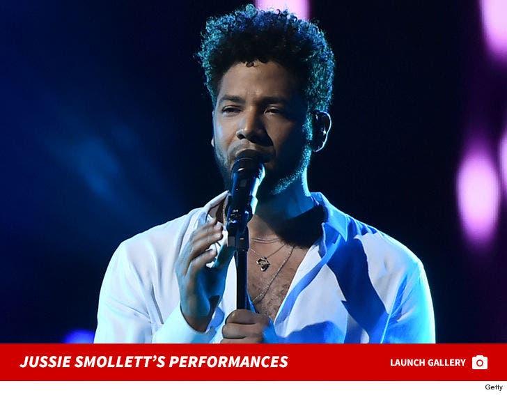 Jussie Smollett's Performances