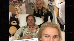 Sig Hansen -- Collapses at Sea ... Airlifted to Hospital