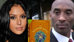 Vanessa Bryant Celebrates Release Of Kobe's New Book