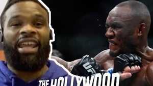 UFC's Tyron Woodley Wants 3 Fight In 3 Weeks, I Can Do It!!