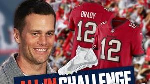 Michael Rubin Says Fan About to Break the Bank for Tom Brady All In Challenge