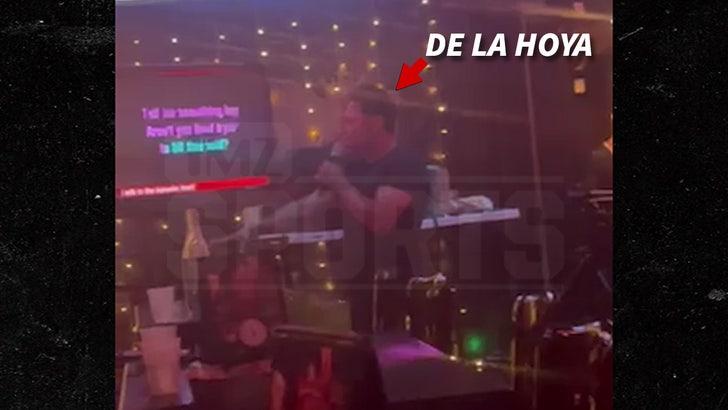 Oscar De La Hoya Sings Karaoke Week After COVID Hospital Release.jpg