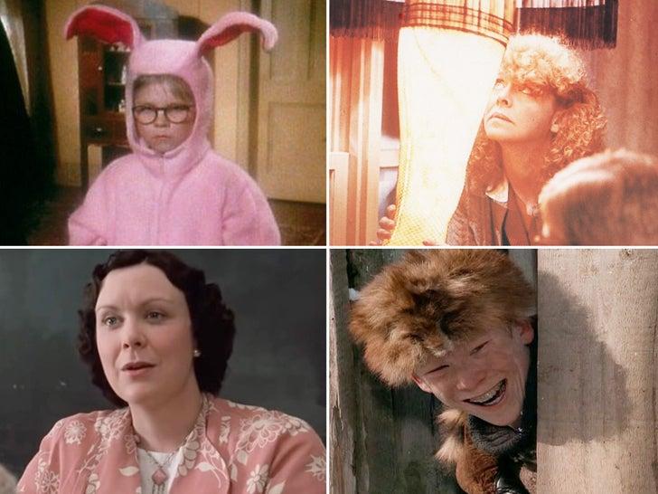 A Christmas Story' Cast -- 'Memba Them?!