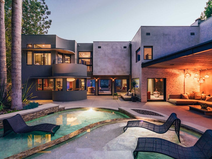 Adam Lambert West Hollywood Home -- $OLD!