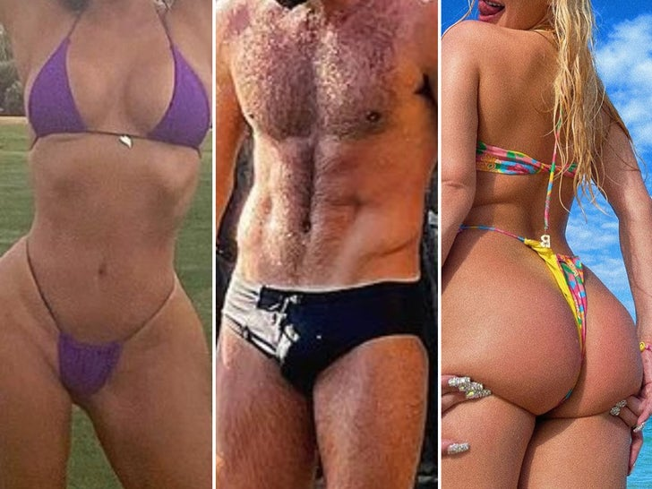 Hottest Shots Of '21 Summer -- Guess Who!