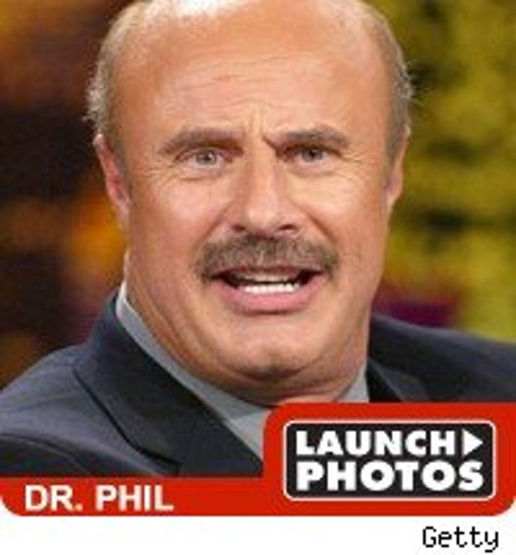 Dr. Phil Sued Again -- I Saw the Naked Man, Too!