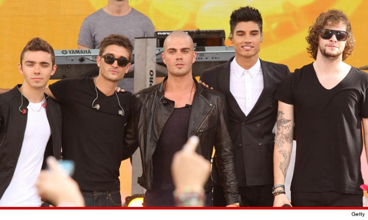 why did the wanted break up