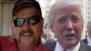 Joe Exotic to Ask President Donald Trump for Pardon