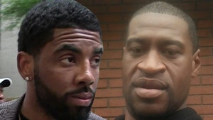 Kyrie Irving Bought New Home For George Floyd's Family, Stephen Jackson Says