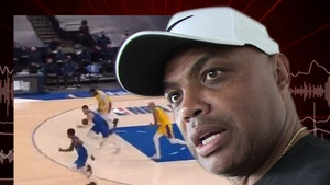 Charles Barkley Says Georgia Bulldogs Picked Mascot 'After the Women Down There'