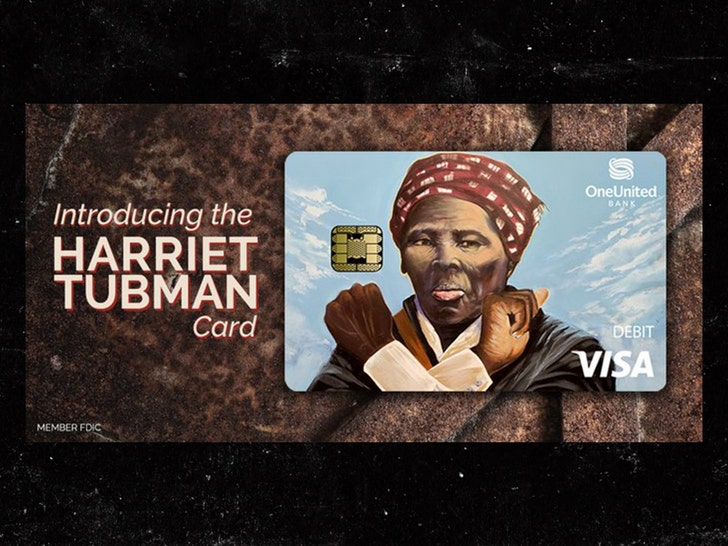 OneUnited Bank Doubles Down on Harriet Tubman Debit Card