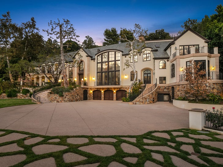 Gene Simmons Selling Beverly Hills Mansion