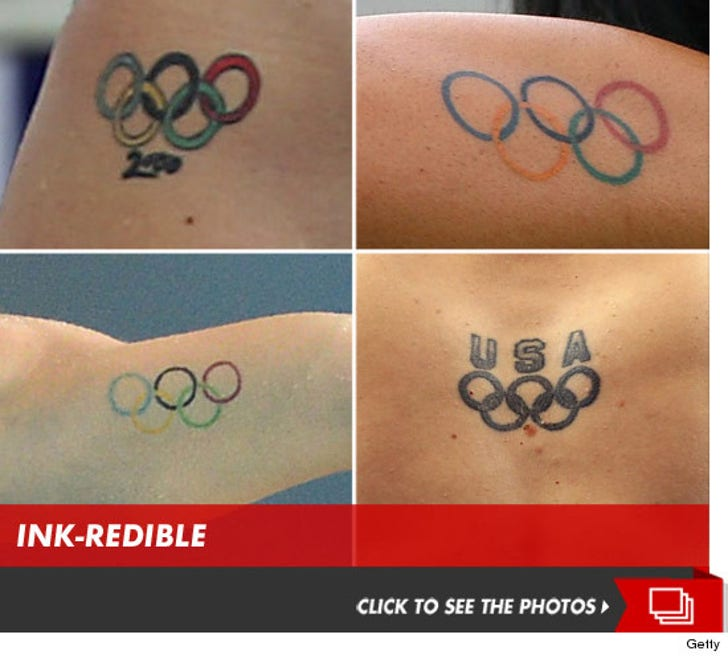 Olympic Tattoos -- Guess Who!