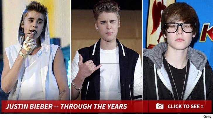 Justin Bieber -- Through the Years!
