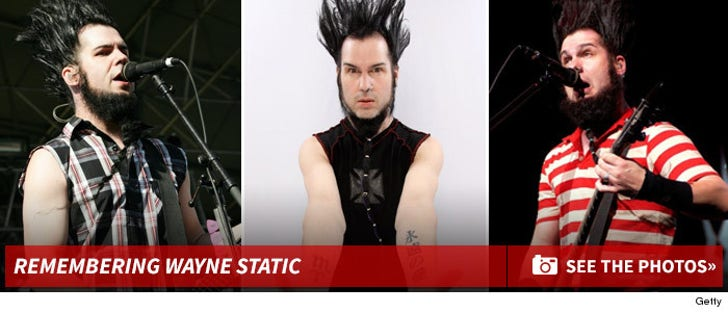 Remembering Wayne Static