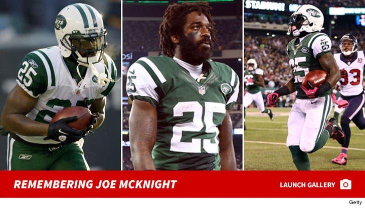 Remembering Joe McKnight