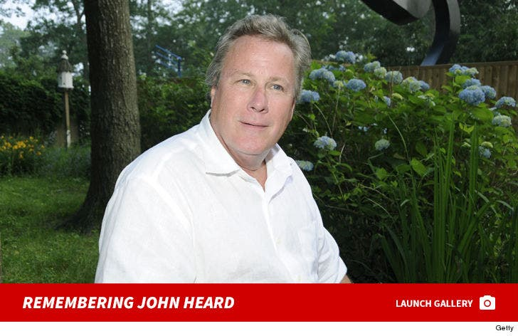 Remembering John Heard