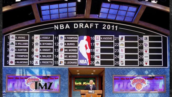 NBA Draft Stud Anthony Davis -- BROW Down to My Trademark