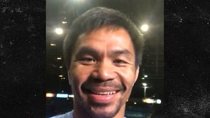 Manny Pacquiao Wants to Buy NBA Team After Boxing Career