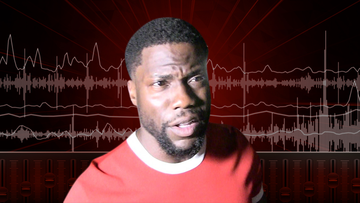 911 Call from Kevin Hart's House, 'He's Not Coherent' and