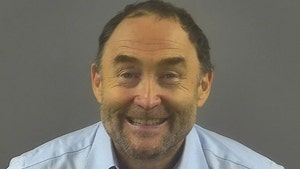 NHL's Ed Belfour Arrested For Trying To Fight Hotel Worker, Grinning Mug Shot