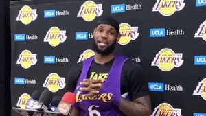 LeBron James Backtracks On Refusal To Play In Empty Arenas Over Coronavirus