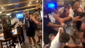 Huge Brawl at Arkansas Steak House Over Social Distancing