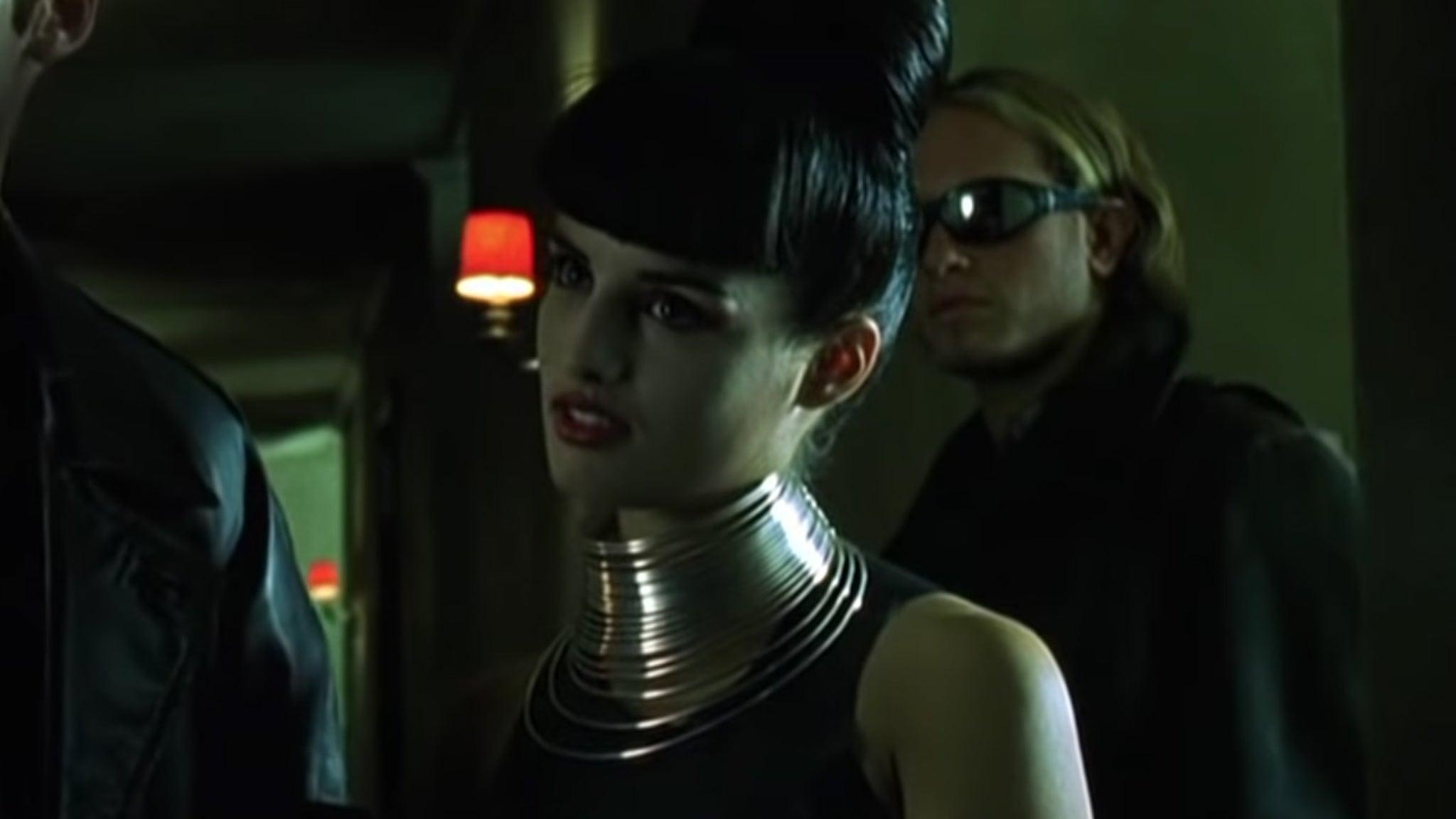 The White Rabbit in 'The Matrix' 'Memba Her?! thumbnail