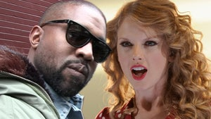 Kanye West Wants to Get Taylor Swift's Masters Back from Scooter Braun