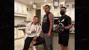 Julio Urias' Dad Gets Huge Tattoo To Commemorate Son's World Series Win