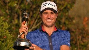 PGA's Justin Thomas Wins 1st Tournament Since Anti-Gay Slur Incident