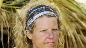 'Survivor' Star Sunday Burquest Dead at 50 After Cancer Battle