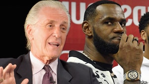 Pat Riley Fined $25k For Talking LeBron James Reunion In Miami, That's Tampering!
