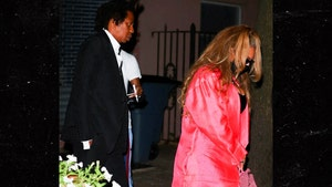 Jay-Z and Beyonce Celebrate the 18th Anniversary of Jay's 40/40 Club